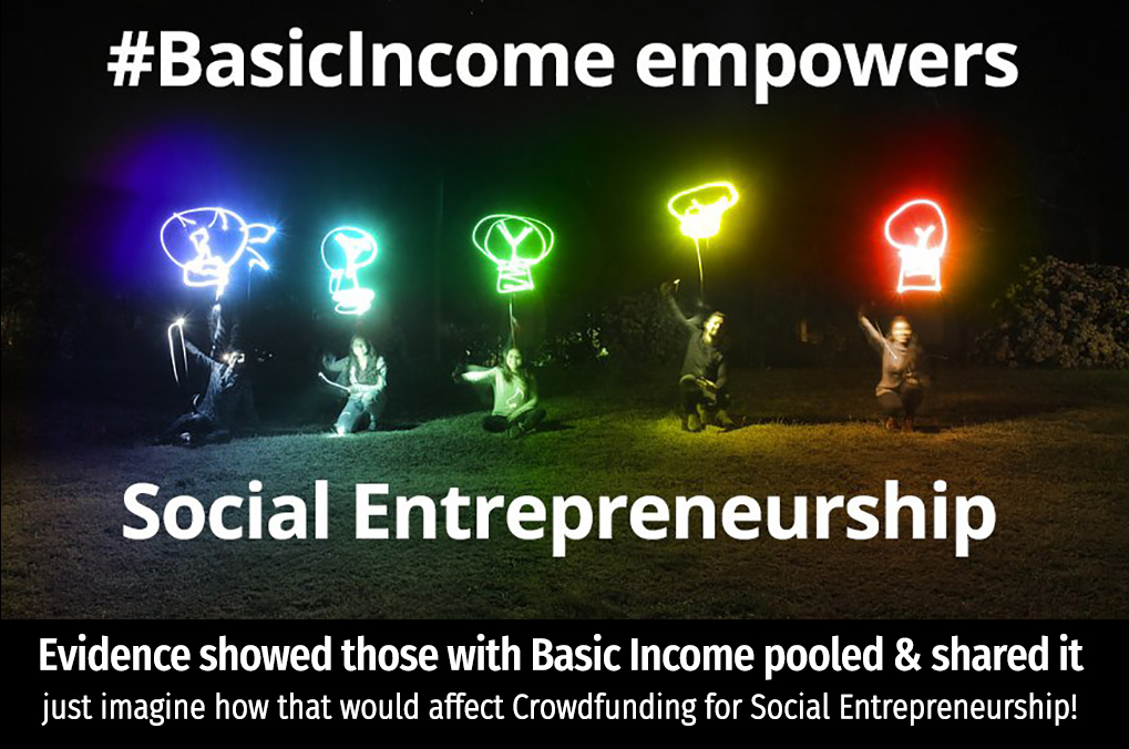 Social Entrepreneurship and the Freedom Dividend